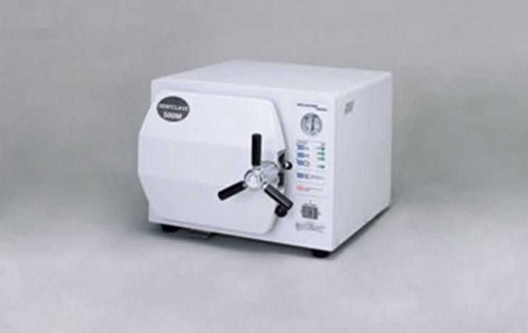 高圧蒸気滅菌システム